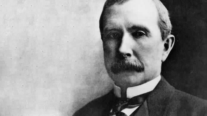 Rockefeller, sinónimo de Dinero