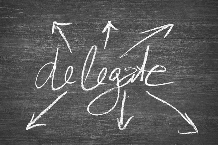 Delegar con éxito