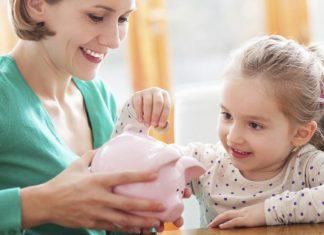Empoderar a los niños en finanzas