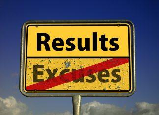 Deja las excusas y alcanza el éxito