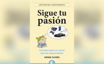 Sigue tu pasión de Derek Silvers