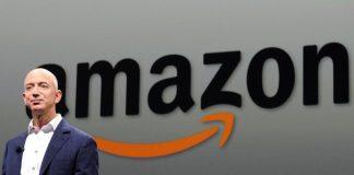Empresa Amazon con 10 años de crecimiento