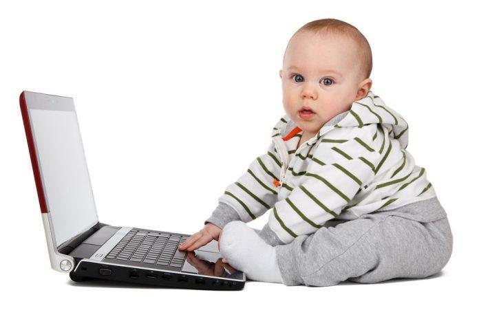 Trabajar desde casa con niños pequeños