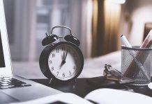 El tiempo en el lugar de trabajo