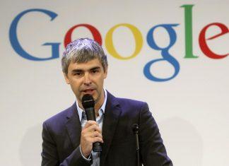 Larry Page un empresario exitoso