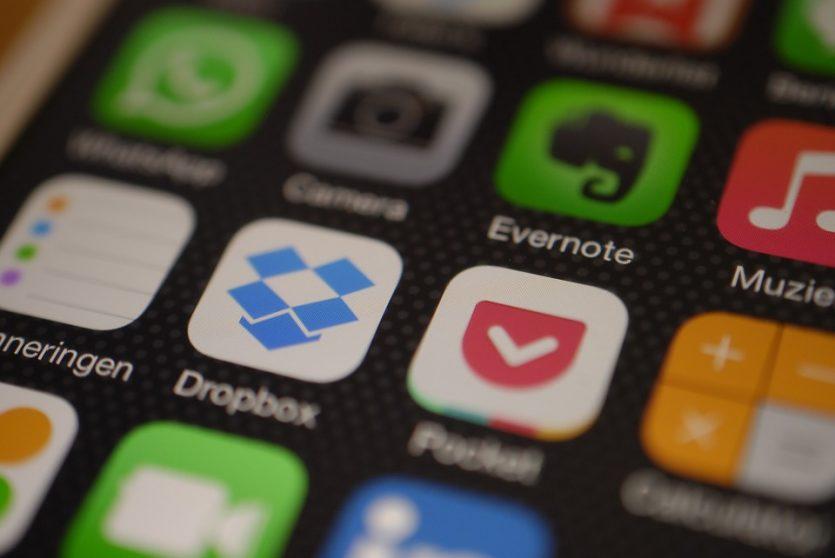 Dropbox ideal sin importar donde estés