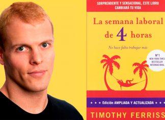 Timothy Ferriss en su libro
