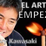 El arte de empezar del escritor Guy Kawasaki