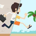 Consejos para desconectarse del trabajo en vacaciones