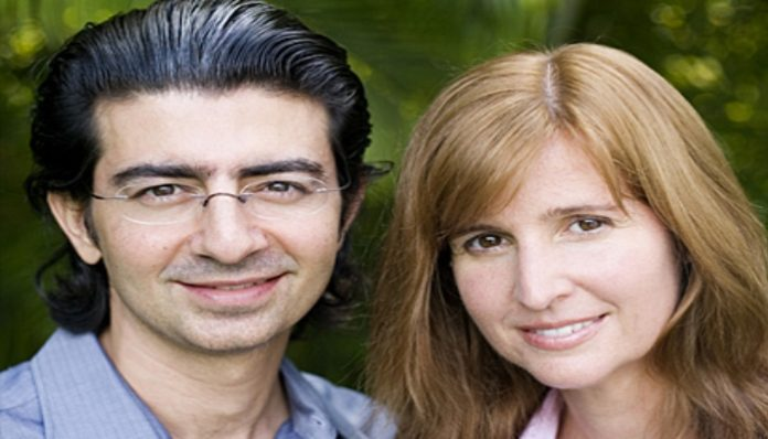 Pierre Omidyar, fundó a eBay por amor a su novia y actual esposa