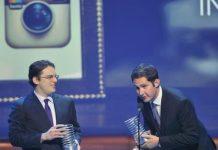 Systrom y Krieger alcanzaron el éxito con Instagram en 24 horas