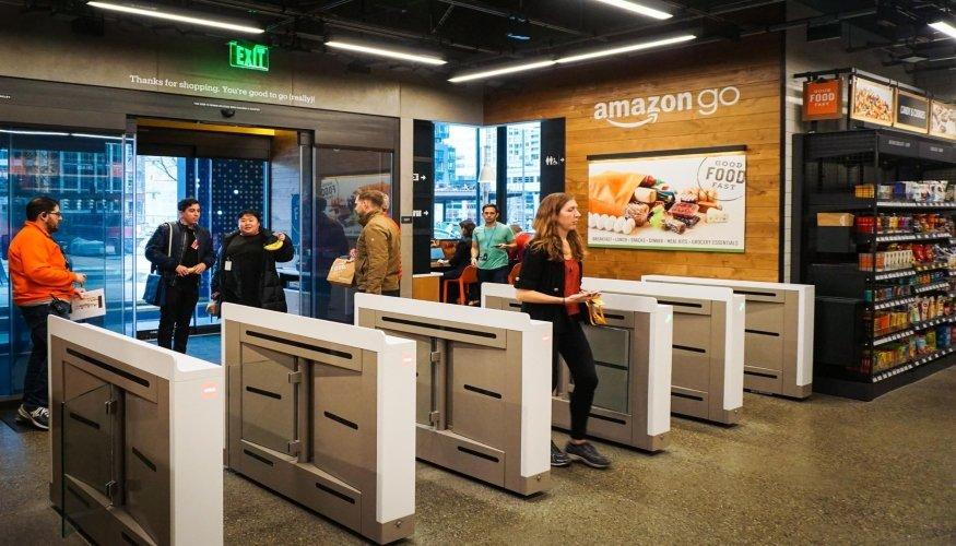 Walmart y Microsoft buscan desarrollar tiendas automáticas como Amazon Go