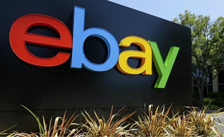 Pierre Omidyar, funddador de eBay registraba 250 mil subastas diarias en su primeros meses