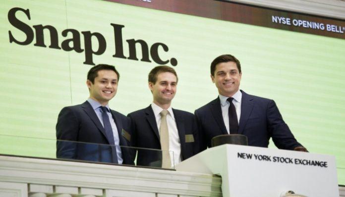 Los jóvenes multimillonarios detrás de Snapchat