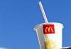McDonald's reducirá el uso de pajillas en sus restaurantes