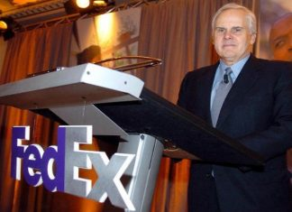 Claves del éxito de Fred Smith, fundador de FedEx