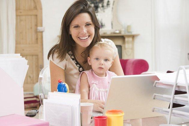 Aumenta tus ingresos con estos empleos para amas de casa