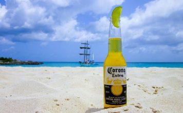 Cerveza Corona reconocida por su posicionamiento en el mercado