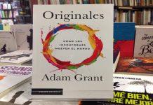 Cambia el mundo con el libro los originales de Adam Grant