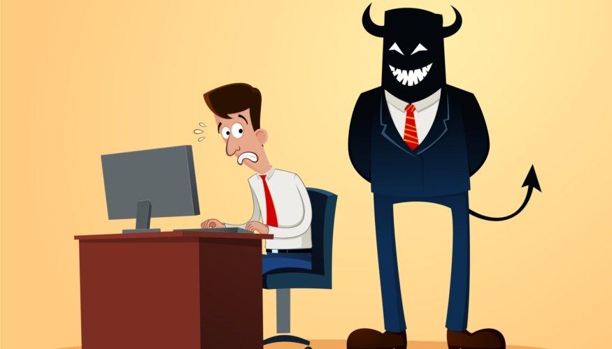 Por estos tipos de jefes renuncian los empleados