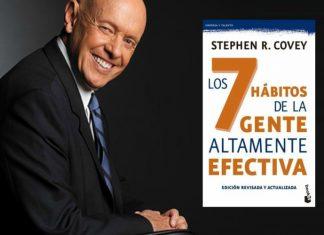 Los 7 hábitos de la gente altamente efectiva de Stephen Covey