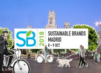 Evento Sustainable Brands Madrid 2018