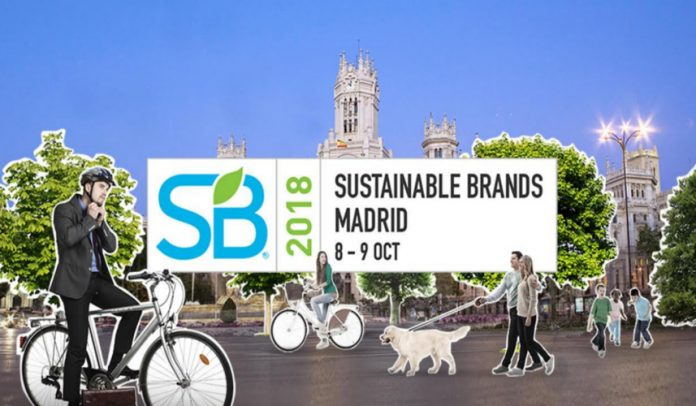 Evento Sustainable Brands Madrid 2018