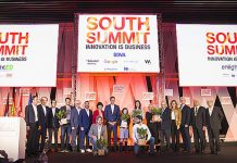 Foto de Clausura South Summit Madrid 2018
