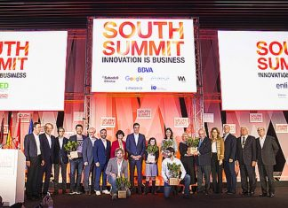 Foto de Clausura South Summit Madrid 2018