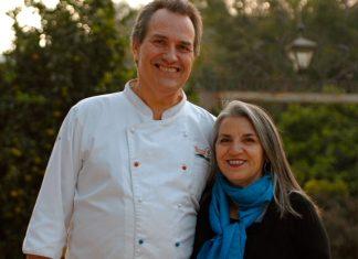 Christophe Moreau y Susana Estay decidieron emprender en pareja