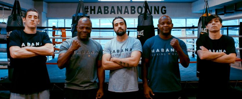 Habana Boxing Gym abrió en julio de 2017