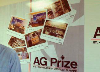 Enzo Pitronello, socio fundador de AG Prize