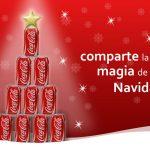 La Felicidad navideña que siempre nos regala Coca-Cola