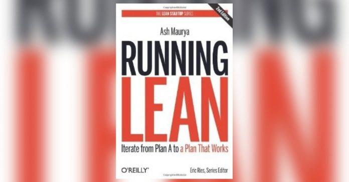 Resultado de imagen de running lean