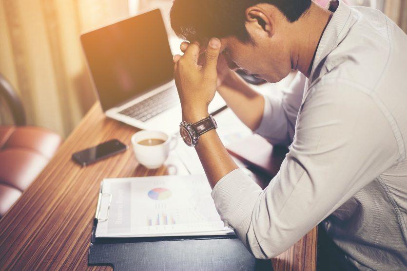 La clave para manejar el desgaste y evadir sus malos efectos es descubrir sus primeros síntomas