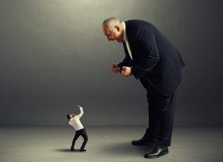 Evita parecer un jefe tirano frente a tus empleados