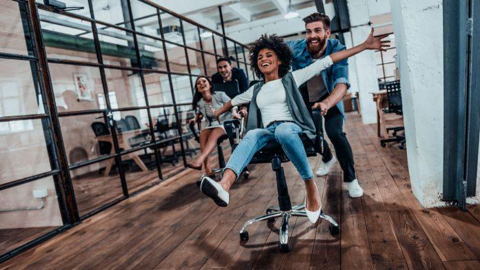 Conseguir equilibrio y confianza en el trabajo