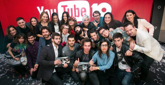 Influencers en youtube