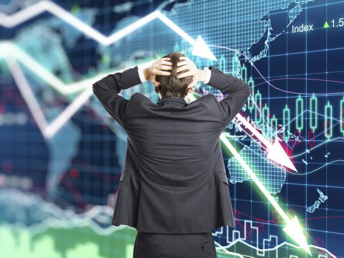 Crisis en los negocios