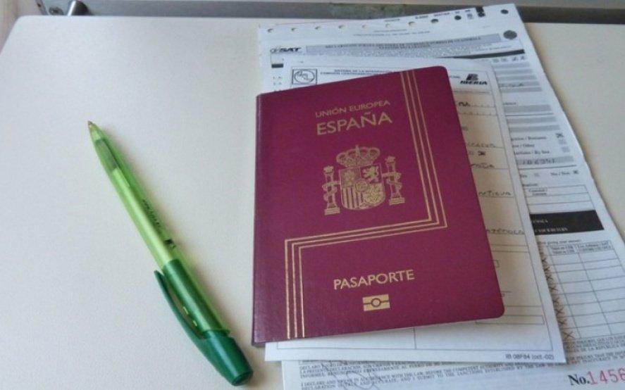 visa para trabajar en España