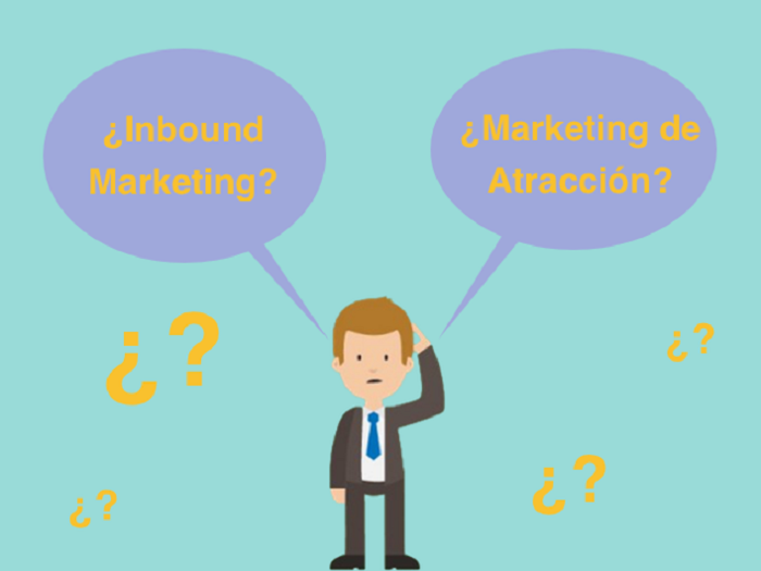 Marketing de atracción y inbound marketing ¿Cuáles son sus diferencias ?