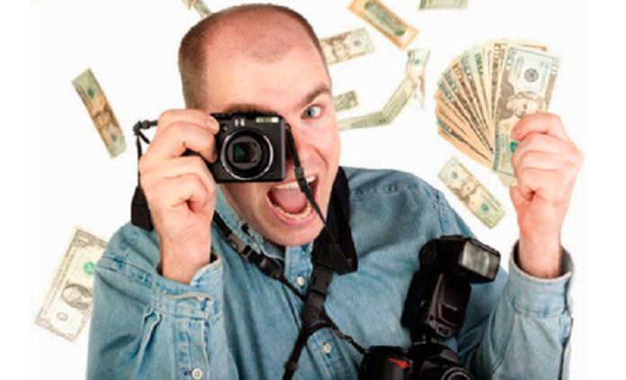 Cómo ganar dinero vendiendo fotos por Internet