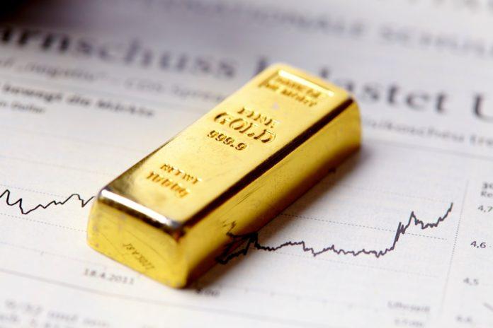 precio del oro pierde terreno